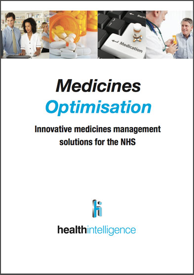 Medicines Optimisation Brochure<br>